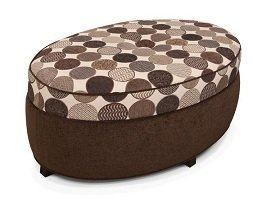 England Furniture Olivia Ottoman